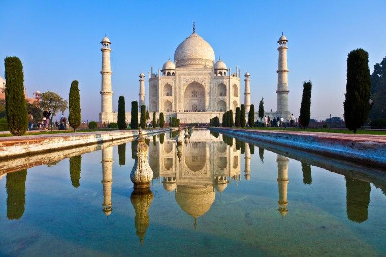 Tadž Mahal / Foto: Depositphotos/Hackman