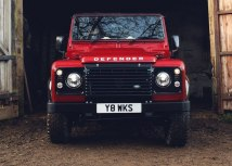 Land Rover Defender Works V8 (2018), Foto: Land Rover promo