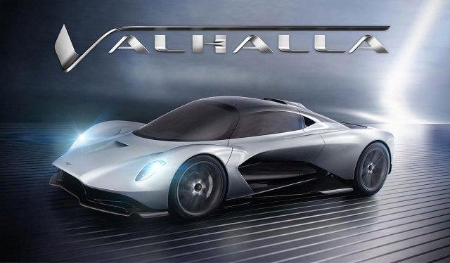 Aston Martin Valhalla (Foto: Aston Martin promo)
