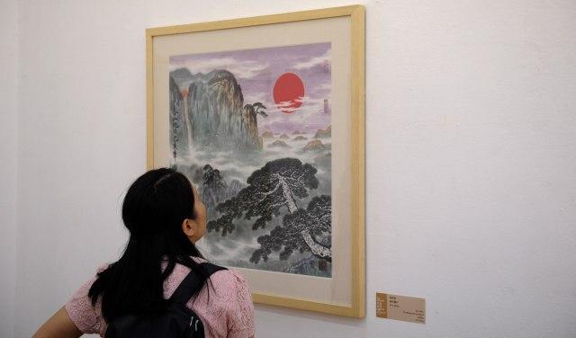 Izložba dela savremenih kineskih autora u Kući legata