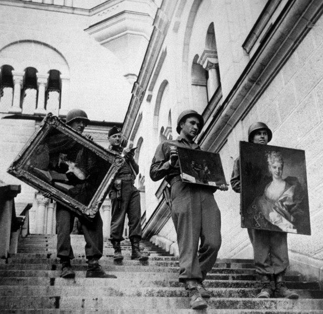 Nemačka vraća Italiji sliku koju su ukrali nacisti