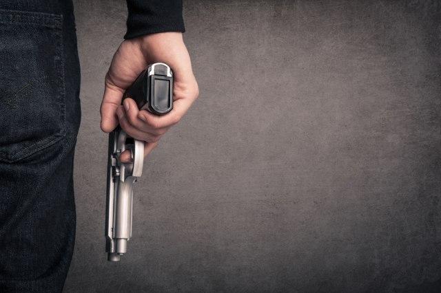 Pokušaj oružane pljačke kladionice u Kruševcu, počinioci pobegli
