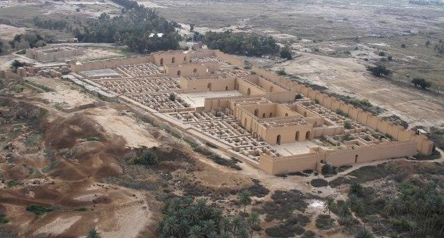 Vavilon upisan na Uneskovu listu svetske kulturne baštine