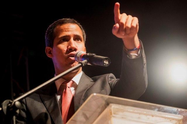 Grčka priznala Huana Gvaida kao vršioca dužnosti predsednika Venecuele