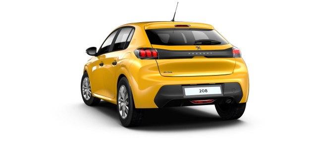Bazini Peugeot 208 za belgijsko trite (Foto: Peugeot promo)