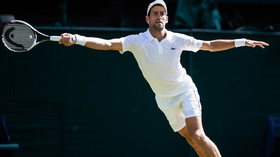 Novak Ðokoviæ/Getty Images