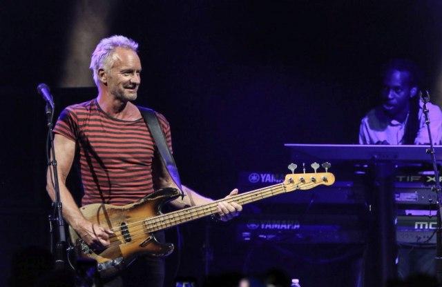 Sting zbog bolesti otkazao i drugi koncert