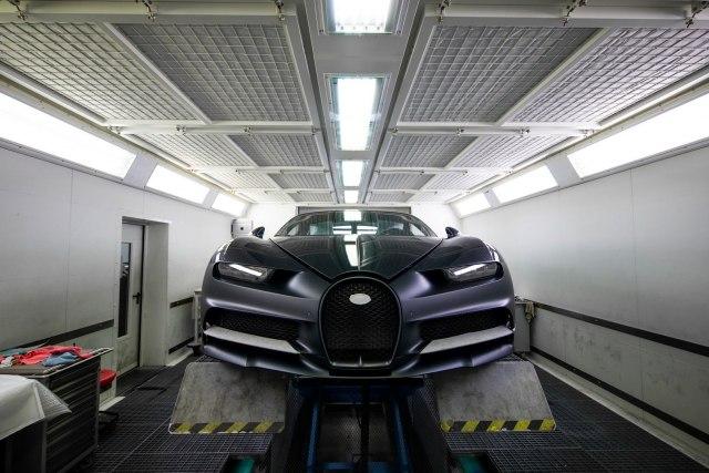 Foto: Bugatti promo