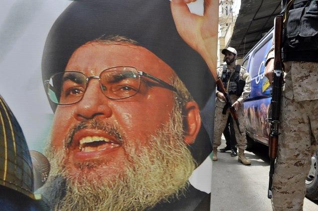 Lider Hezbolaha: Sankcije SAD su uvreda za Liban