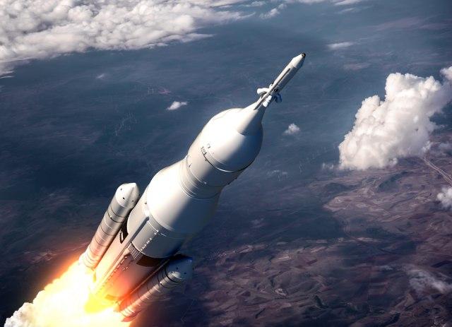 Rusija lansirala raketu za posmatranje svemira