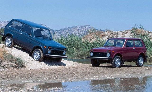 Lada 4x4/Niva (Foto: AvtoVAZ promo)
