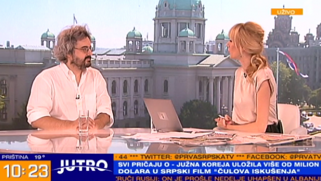 """Južna Koreja ulaže milion dolara u srpski film """"Čulova iskušenja"""""""
