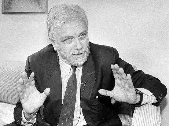 Umro pisac Lućano de Krešenco