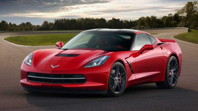 Corvette C7 (Foto: Chevrolet promo)