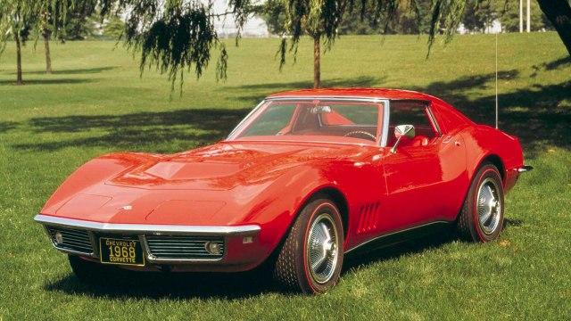 Corvette C3 (Foto: Chevrolet promo)