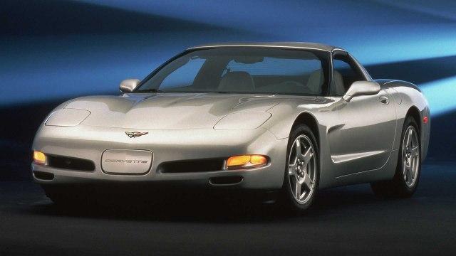 Corvette C5 (Foto: Chevrolet promo)