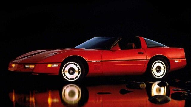 Corvette C4 (Foto: Chevrolet promo)