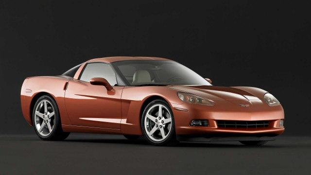 Corvette C6 (Foto: Chevrolet promo)