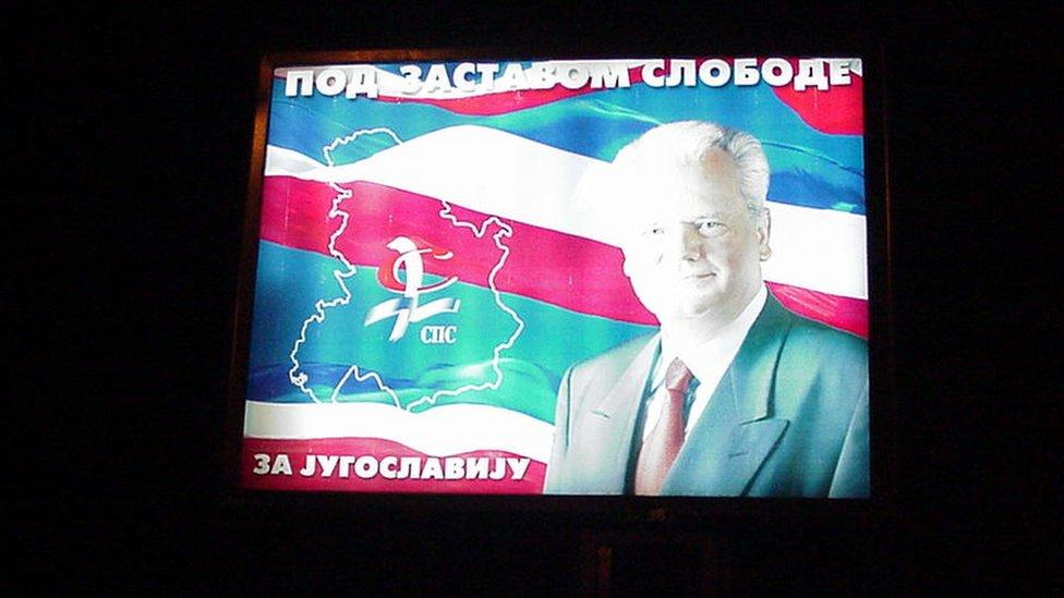 Slobodan Milošević gotovo bez prekida vodio je SPS 16 godina/BBC