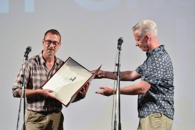 Francuskom reditelju Jean Charles Hue-u uručena nagrada Underground Spirit
