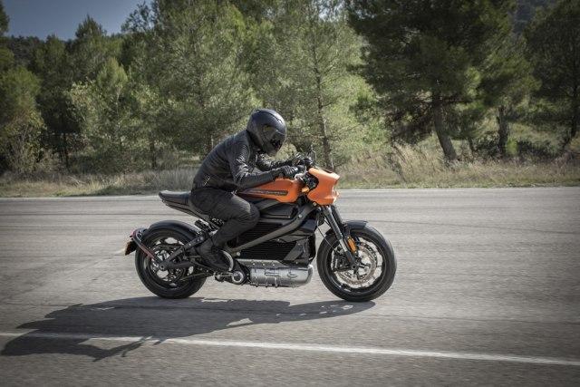 Foto: Harley-Davidson promo