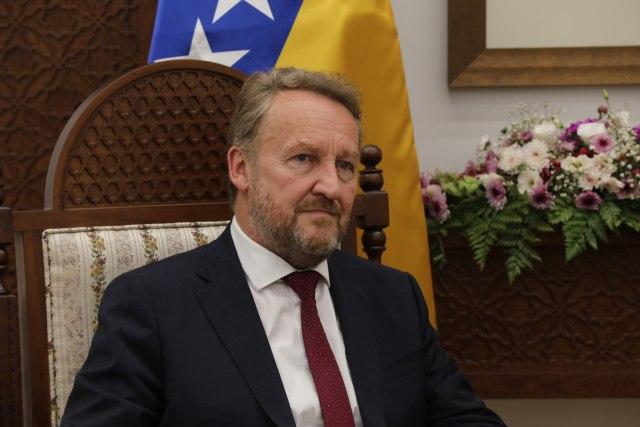 """""""Dodika je naljutio Palmerov intervju"""""""