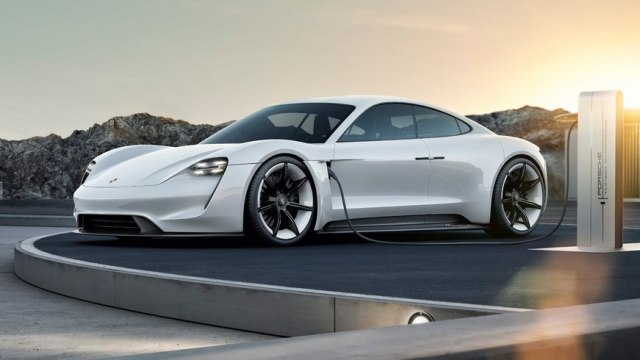 Porsche Taycan wanted more than Volkswagen ID 3
