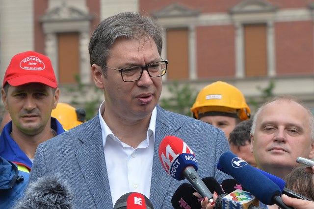 Vučić: Rekao sam istinu, čist sam kao suza