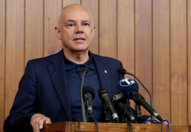 Gradonačelnik BG najavio novi sistem za sprečavanje posledica elementarnih nepogoda