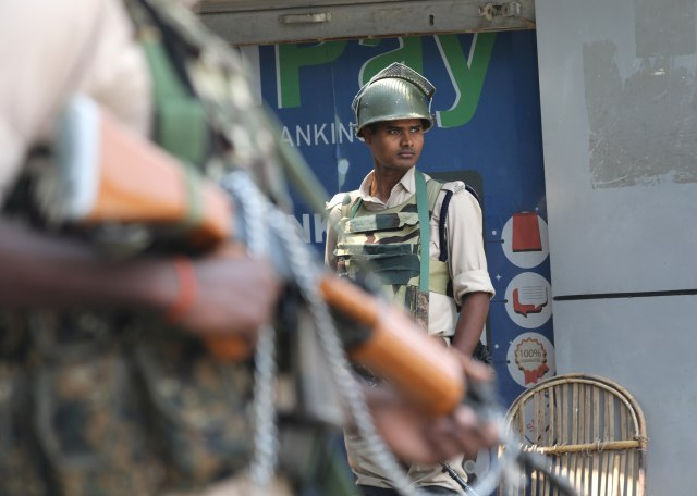 Burno u Kašmiru: Indijska vojska ubila trojicu ekstremista