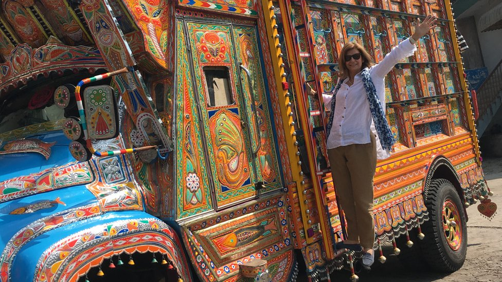 Islamabad, Pakistan/Branka Babić Karajica