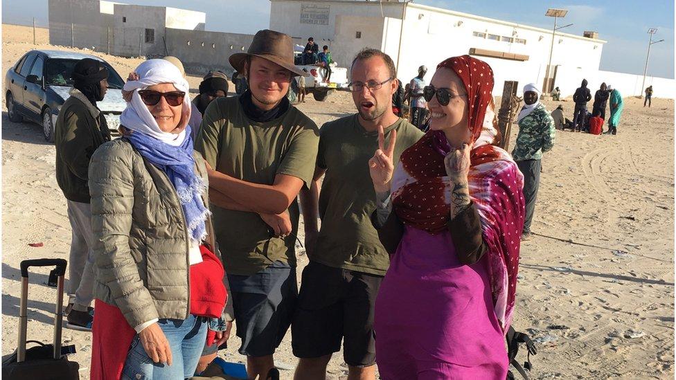 Čekajući najduži voz na svetu u Mauritaniji/Branka Babić Karajica