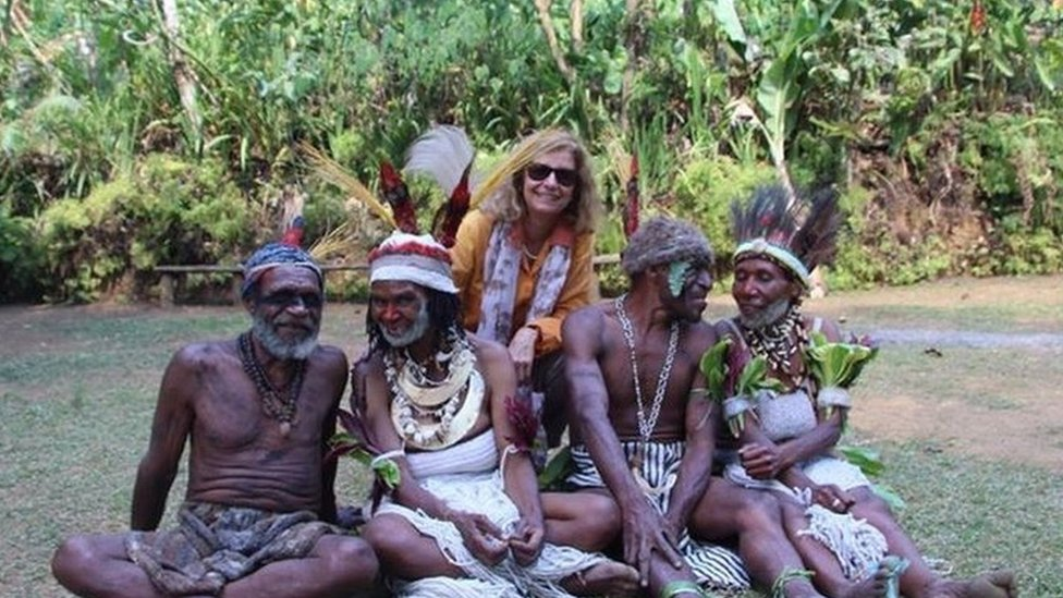 Papua Nova Gvineja/Branka Babić Karajica