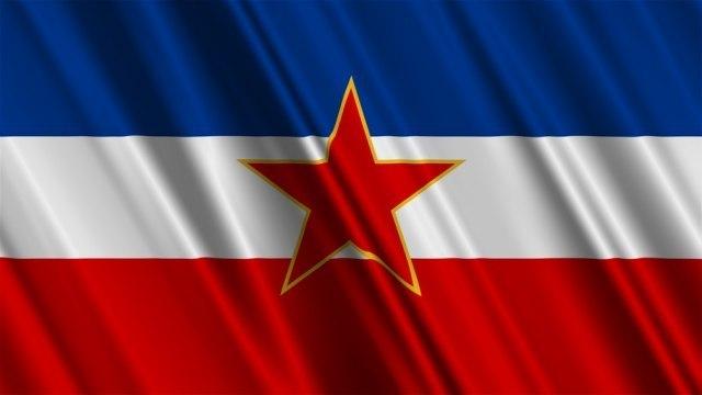 Zastava SFRJ FOTO: Depositphotos/boscorelli