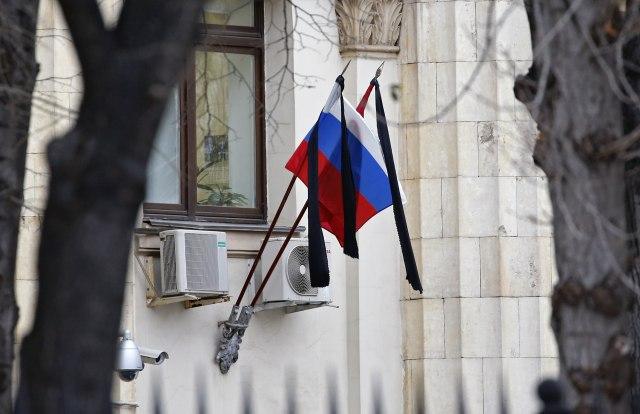 Ambasada Rusije Nije Tacno Da Je Policajac Otrovan Novicokom