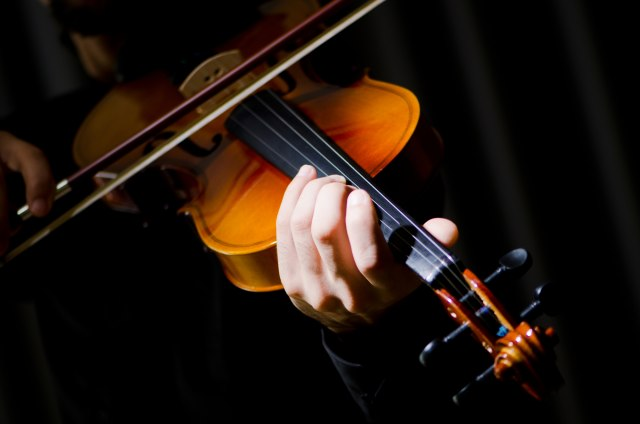Prvi Sabor violinista Srbije na Suvoboru
