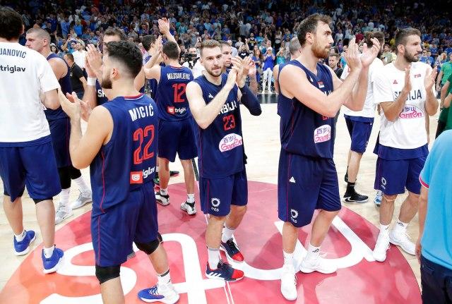 Srbija Posle Velike Borbe Do Pobede Nad Litvanijom B92