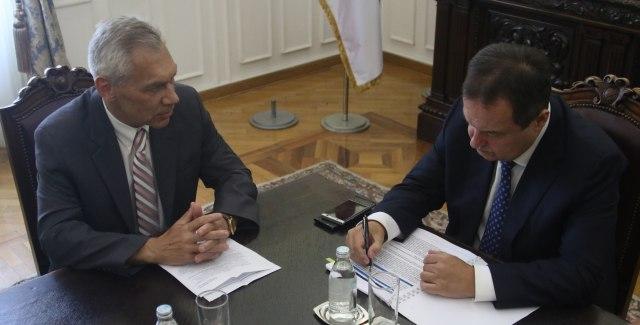 Dačić i Bocan-Harčenko o pitanju KiM