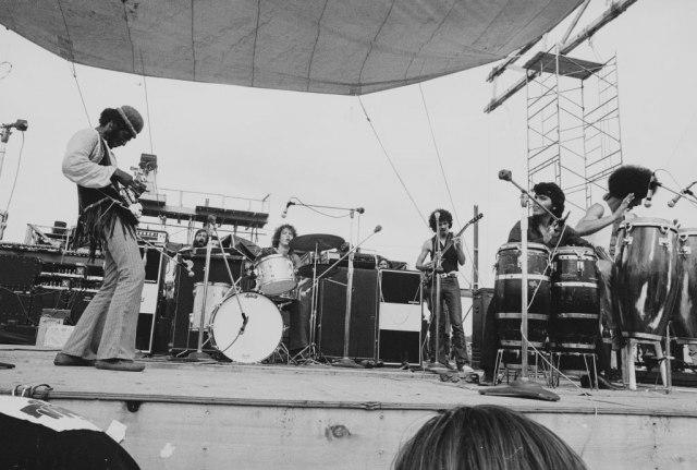 Vudstok, 1969. godine/Foto: Tucker Ranson / Stringer