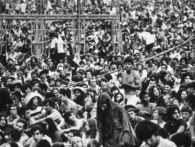 """Kao lek protiv besa: Vudstok je tada obećavao """"tri dana mira i muzike"""""""