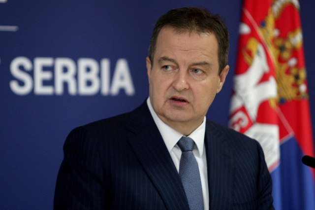 Dačić: Konsultovaću se s Vučićem, ali verovatno idemo u Finsku