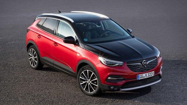 Opel Grandland X plug-in hibrid (Foto: Opel promo)