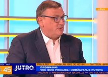 Zoran Drobnjak FOTO: Screenshot PRVA TV
