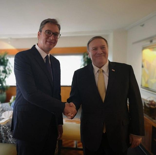 Srbija može da računa na američku podršku za ukidanje taksi