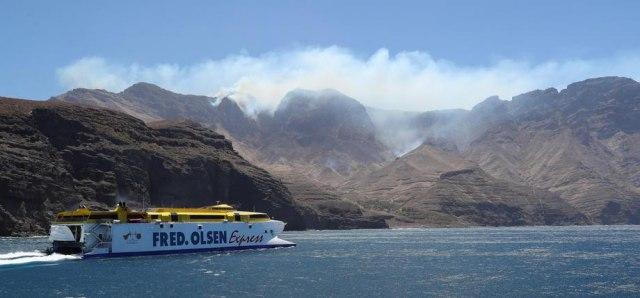 Stišala se vatra na Kanarskim ostrvima