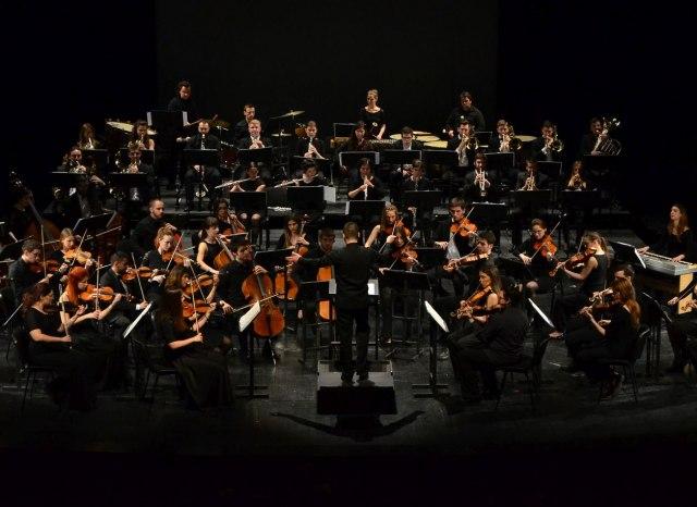 Radionica orkestarskog dirigovanja u organizaciji Beogradskih simfoničara