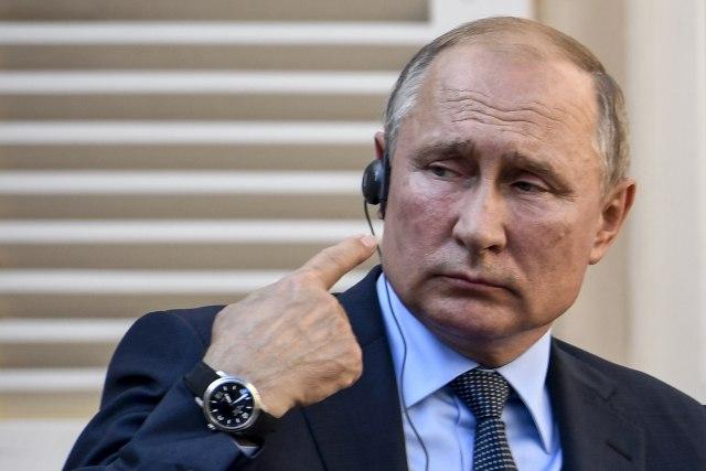 Putin o terorizmu i korupciji: Policija ne treba da ima milosti