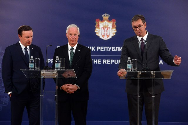 Tanjug/Predsedništvo Srbije
