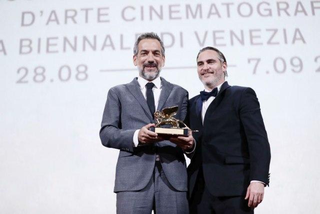 "Film ""Džoker"" osvojio Zlatnog lava: Polanski dobitnik Glavne nagrade"