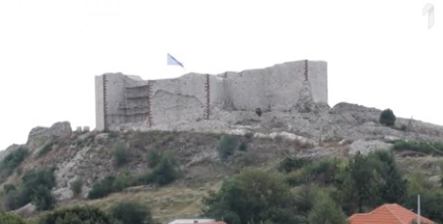 Radovi na srpskog tvrđavi obustavljeni zbog blaga?
